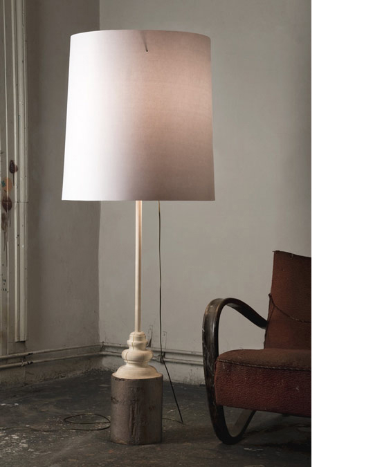 Yellowtrace Spotlight Australian Design News March 2014: Lamp Love By Klára Šumová.