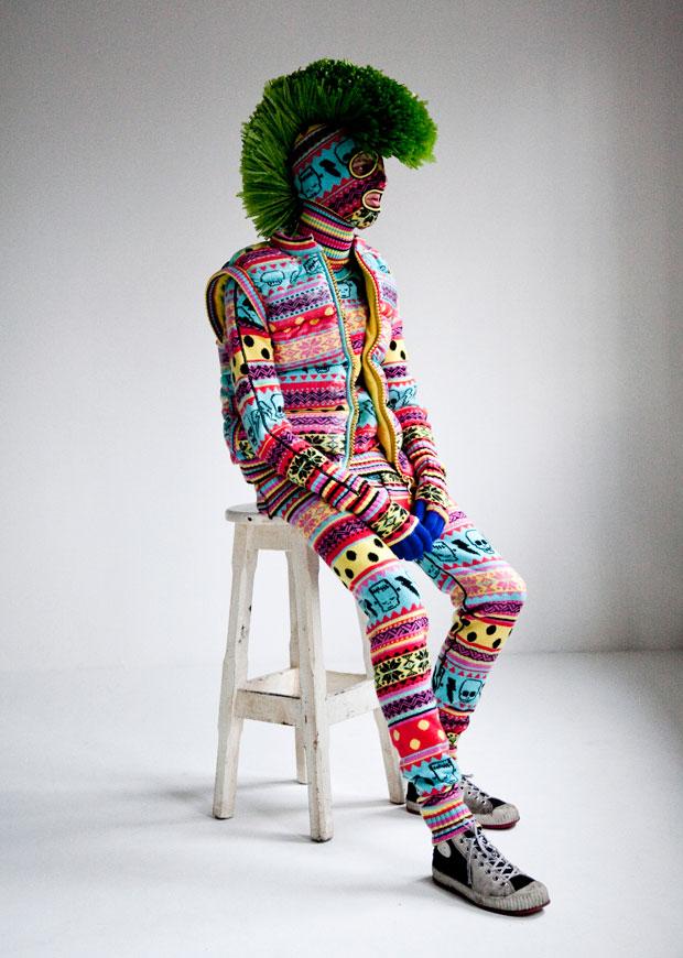 Design Free Thursday Yarn Bombing Aka Graffiti Knitting Yellowtrace