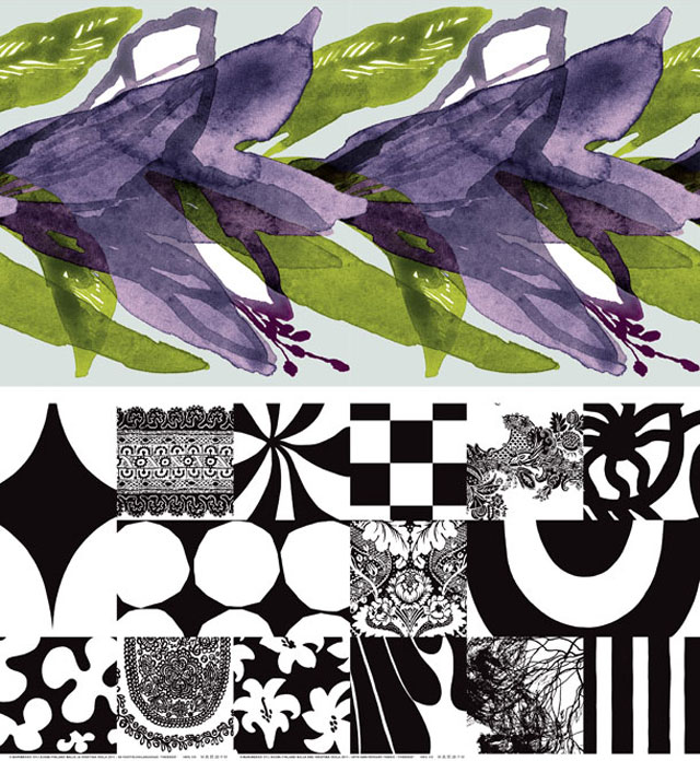 Marimekko | Spring & Summer 2011 Collection.