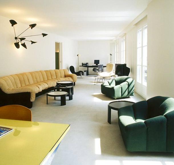 3 Rooms By Azzedine Alaïa | Paris Hotel.