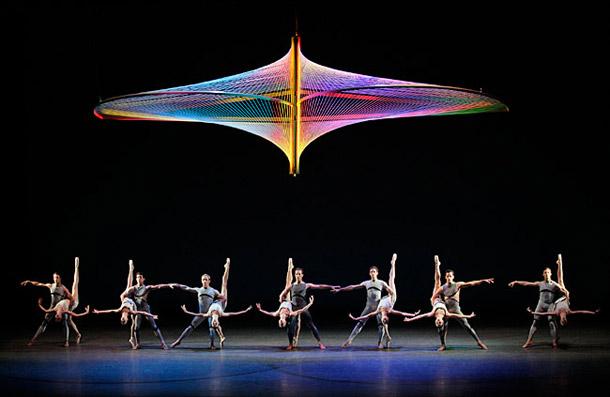 ballet dancers on stage - photo #6