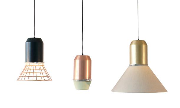 Bell Light Pendants Sebastian Herkner Yellowtrace