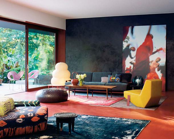 Patrizia Moroso 39 S House By Patricia Urquiola Yellowtrace
