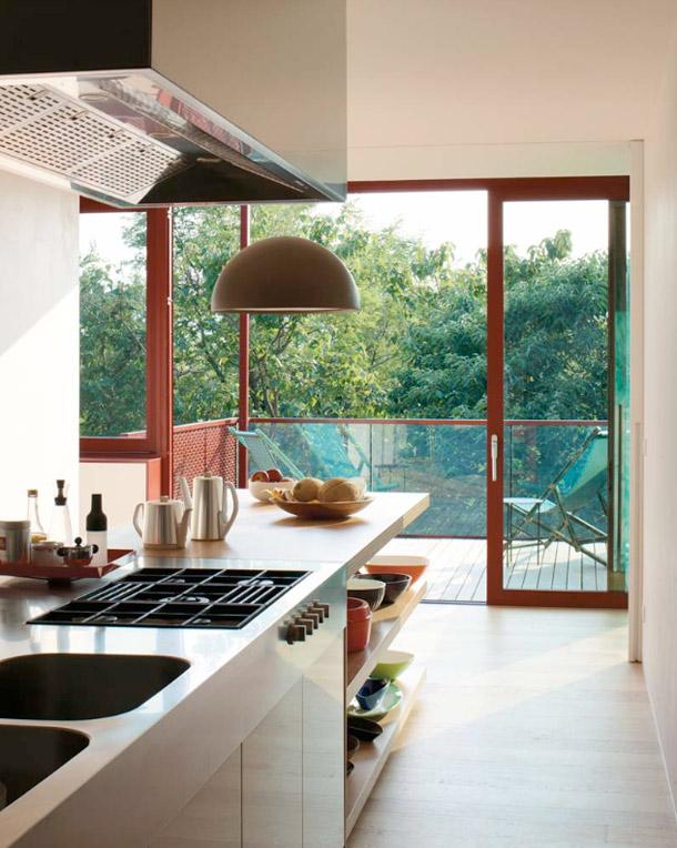 patrizia moroso 39 s house by patricia urquiola yellowtrace. Black Bedroom Furniture Sets. Home Design Ideas