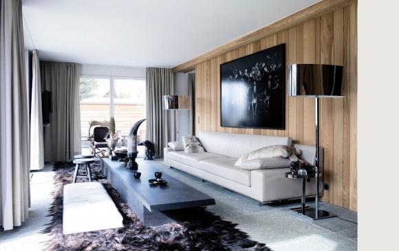 Beautiful Deco Chalet Moderne Images - Matkin.info - matkin.info