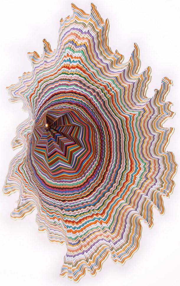 Jen-Stark_Paper-Art_yellowtrace_1