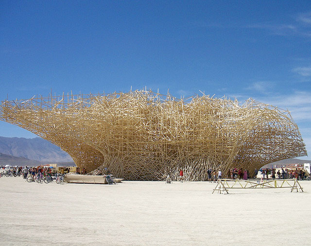 Temporary Architecture In A Pop Up City Guest Post By