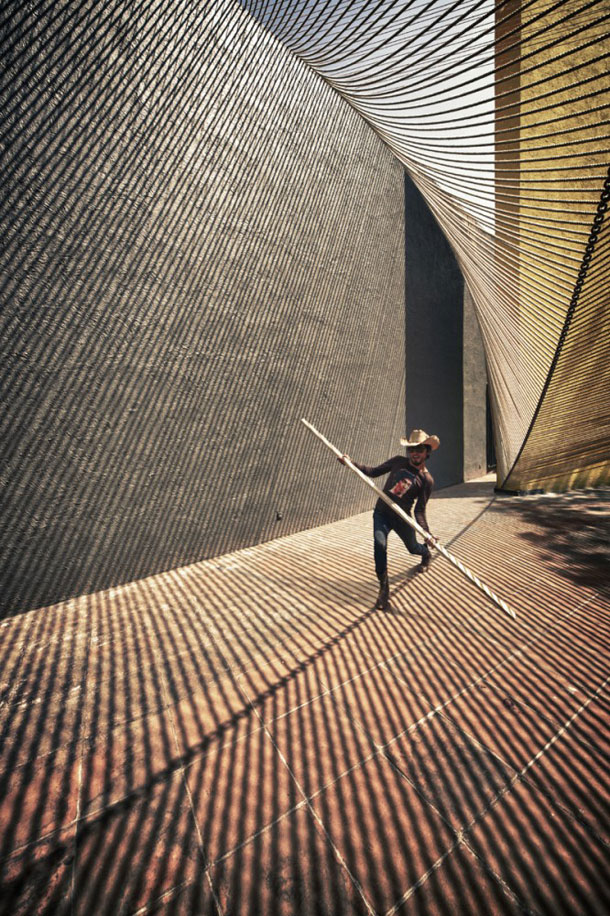 Eco Pavilion 2011 by MMX Studio | Mexico City.