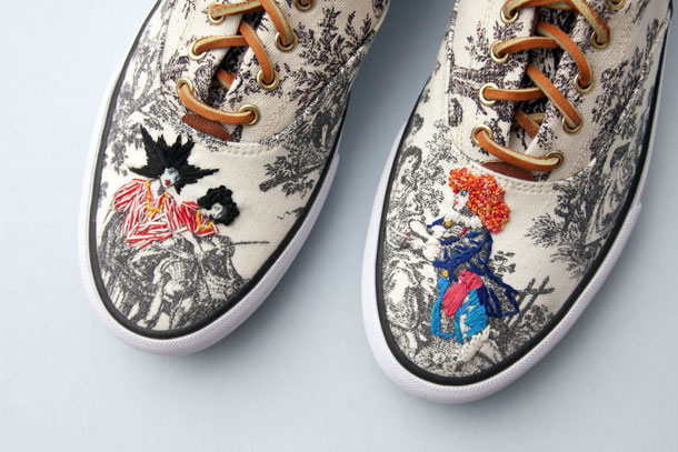 Embroidery Love Yellowtrace