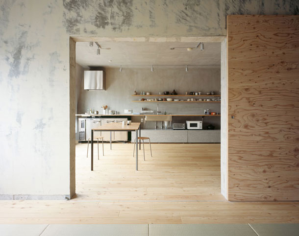 Setagaya-Flat_Naruse-Inokuma-Architects_yellowtrace_01