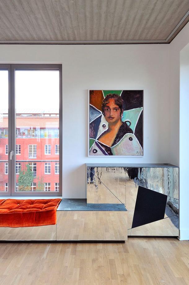 Berlin Penthouse Oskar Kohnen Fabian Freytag Of