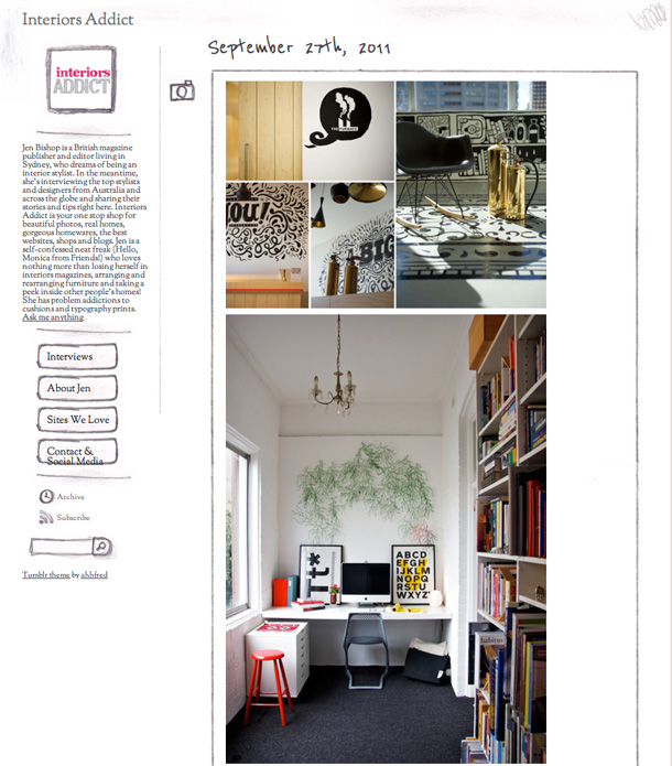 Interiors Design Interviews: Yellowtrace Interview On Interiors Addict.