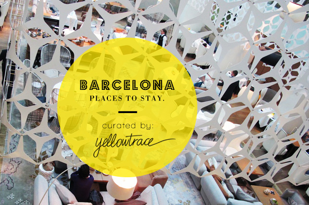 Barcelona Travel Guide | Places To Stay.