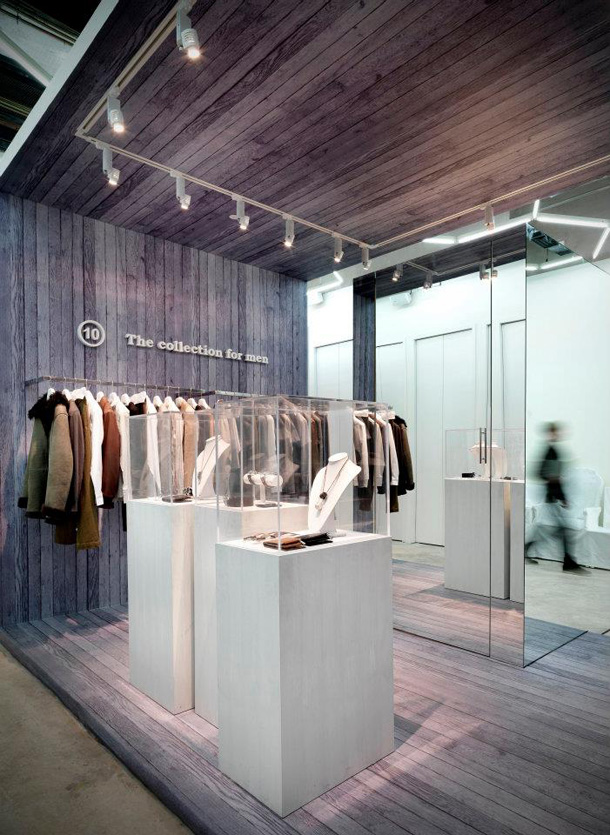 Maison Martin Margiela boutique in Beijing | Yellowtrace.