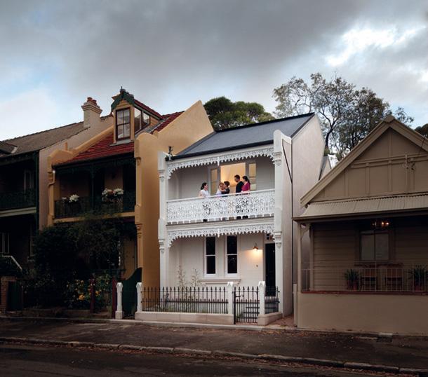 Skylight House Sydney Chenchow Little Yellowtrace
