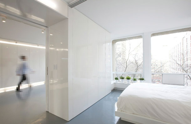 An Apartment for Space-Age Lovers | Guest Post by Domingo