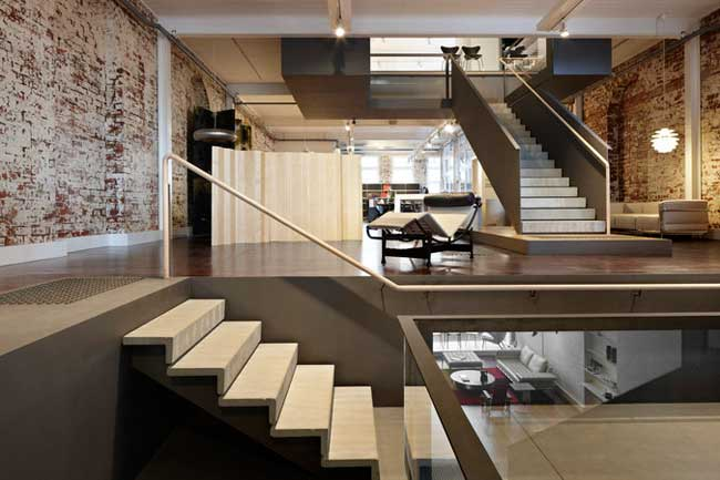 Australian interior design awards 2012 shortlist for Award winning office interiors