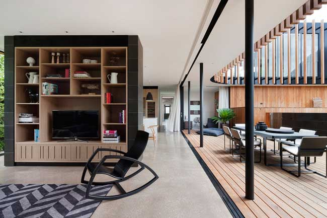 Kooyong Residence, VIC By Matt Gibson Architecture + Design. Photography By  Shannon McGrath.