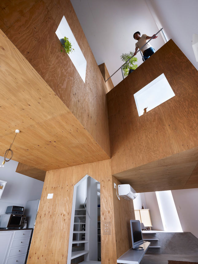 Are House: House In Fukawa By Suppose Design Office.