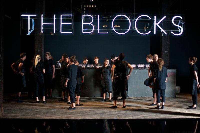 The Blocks Sydney Studio Toogood for Penfolds
