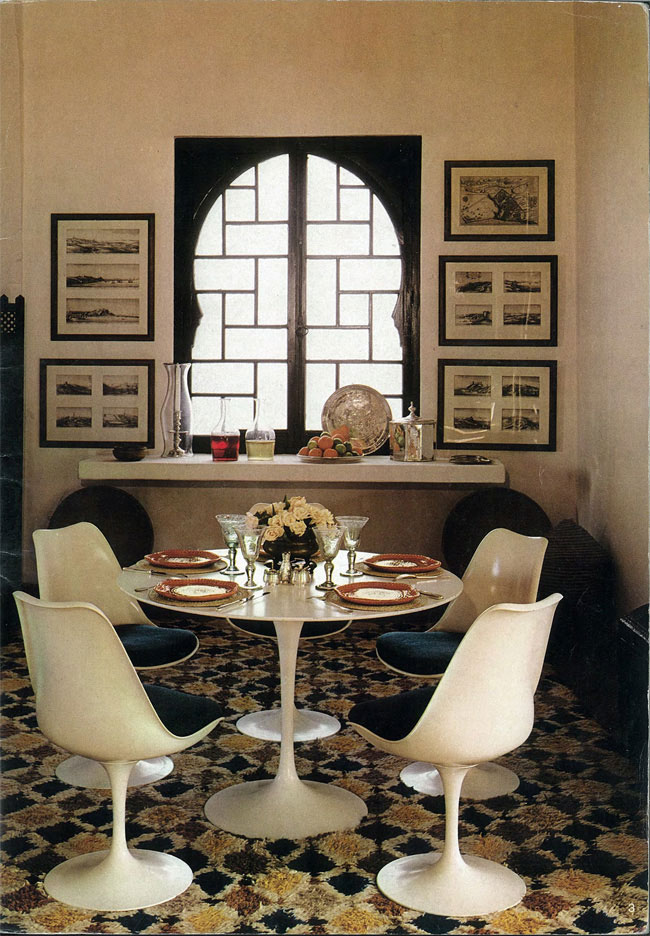 vintage knoll catalogue guest post by luke moloney. Black Bedroom Furniture Sets. Home Design Ideas