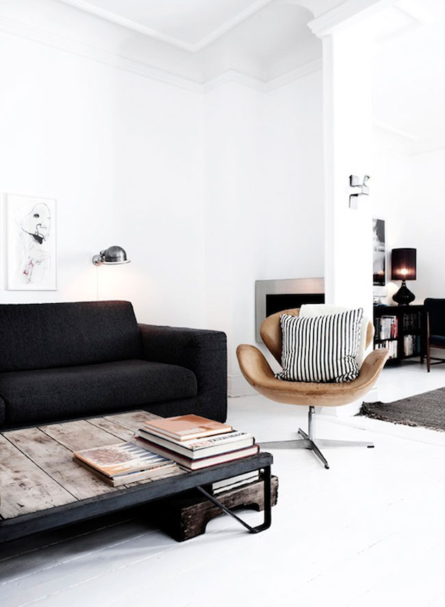 A Danish Home | Guest Post by FrenchByDesign. - Yellowtrace