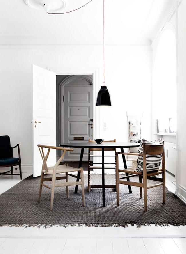 A Danish Home Guest Post by FrenchByDesign Yellowtrace