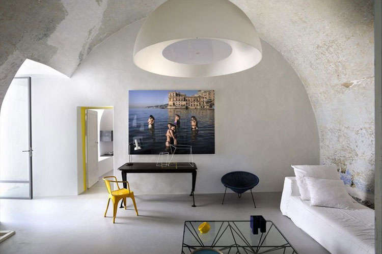 Capri Suite by ZETASTUDIO Architects // Capri, Italy.