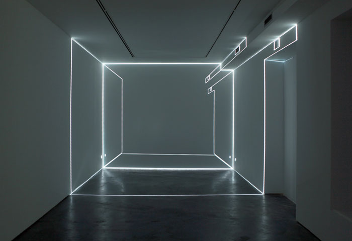 Sculpting and manipulating space with light yellowtrace for Archi light