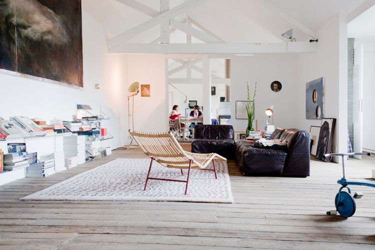 Coffeeklatch // Creative Entrepreneurs in Their Homes.