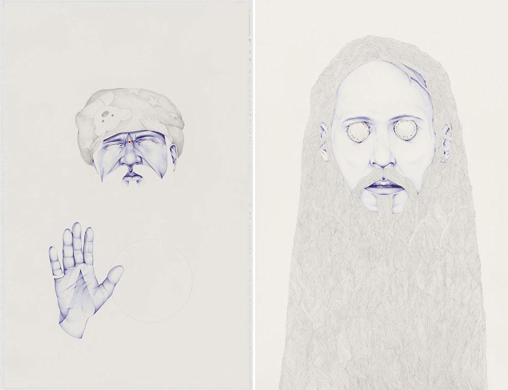 laith mcgregor biro pencil drawings yellowtrace