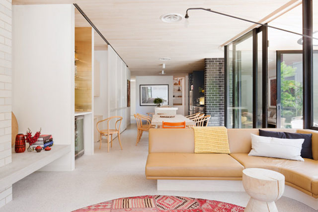 Brick House By Clare Cousins Melbourne Yellowtrace