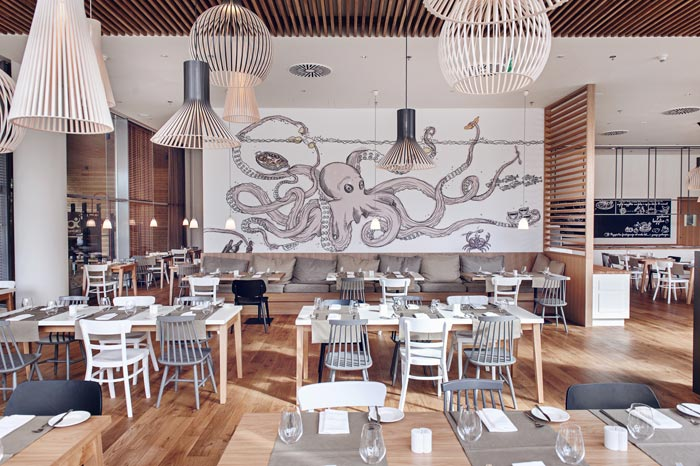 Hotel mera brasserie by loft magdalena adamus sopot
