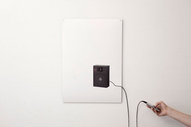 Flat Life Is A Series Of Products By Young Designer Finn Magee Consisting  Of A Light, A Clock And A Speaker. These Two Dimensional Posters Were  Designed To ... Design
