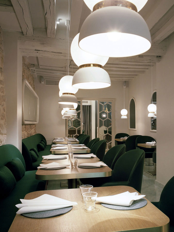 Le sergent recruteur restaurant by jaime hayon paris