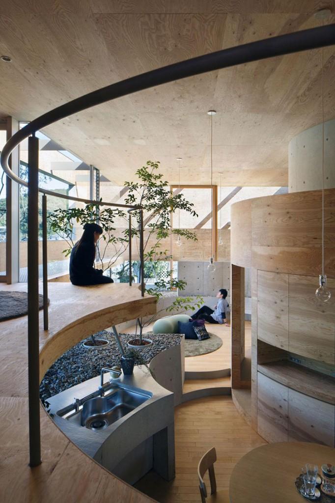 yellowtrace_pit-house_UID-architects_Okayama