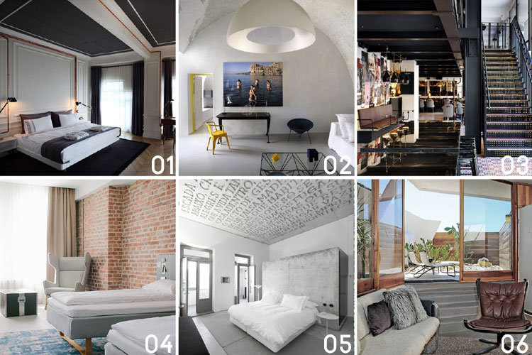 Travel hotels 2012 archive yellowtrace for Design hotel oslo