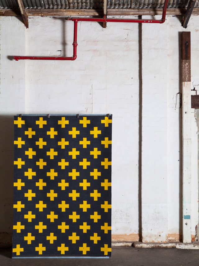 Yellowtrace Spotlight // Armadillo&Co New Rug Designs.