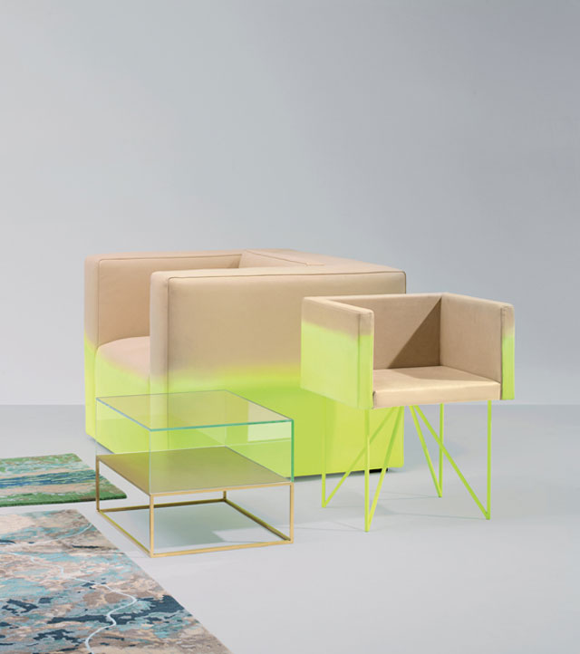 Post Design Furniture & Rug Collection (2012) by Atelier Biagetti, Milano.