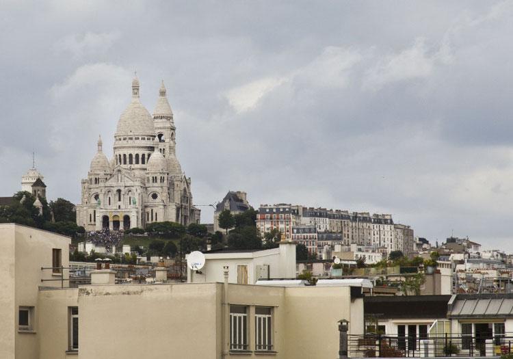 Hôtel Paradis, Paris.