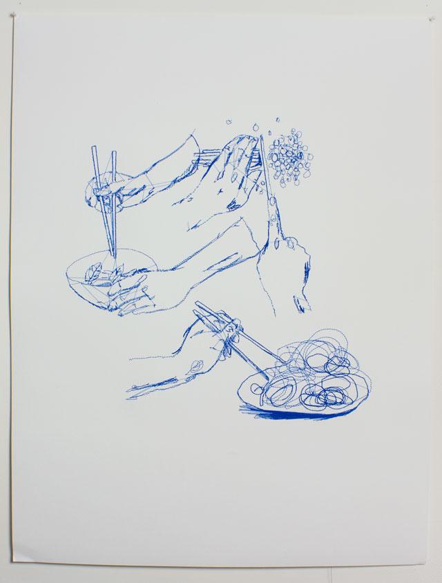 Pens & Needles // CUSTHOM vs David Sparshott.