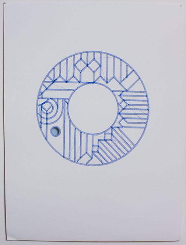 Pens & Needles // CUSTHOM vs Hawaii Design.