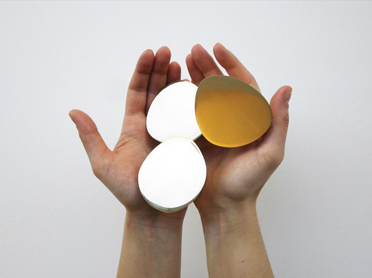 Claesso Koivisto Rune Brassware Hooks for Skultuna | Yellowtrace.