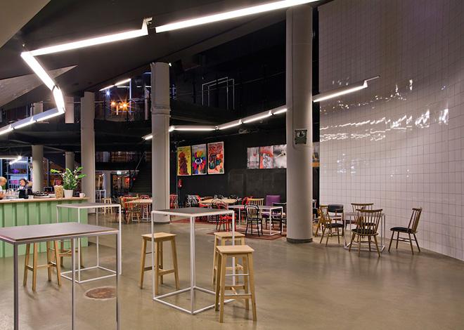 cinema foyer bar