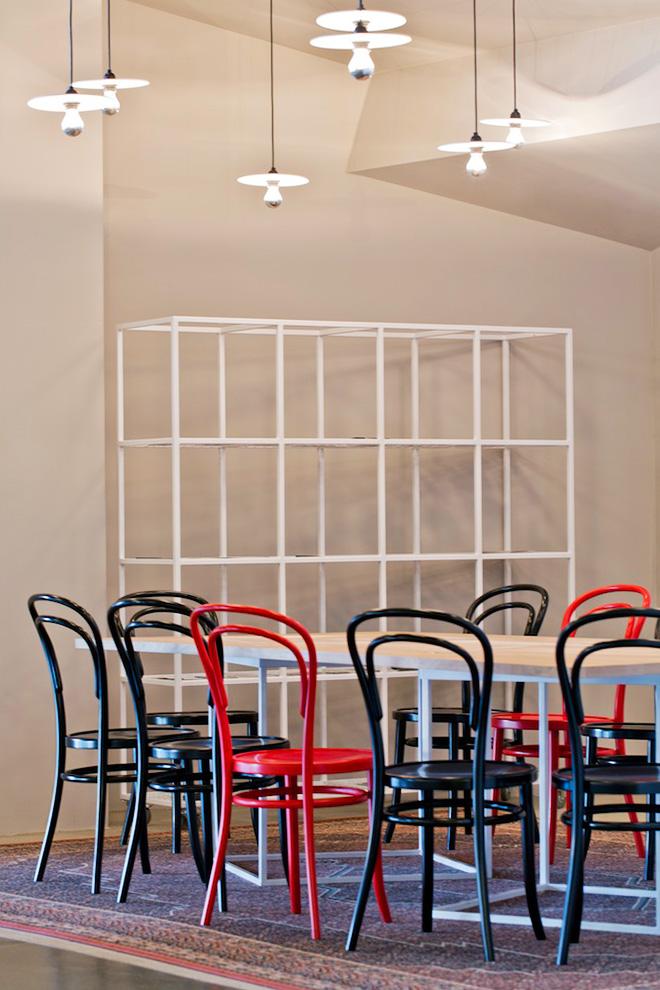lounge foyer detail