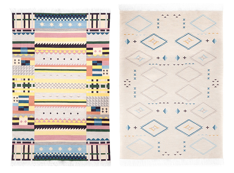 No.1 rug collection by Oyyo | Yellowtrace.