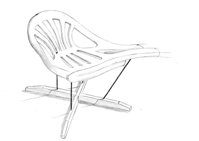 monobloc la chaise