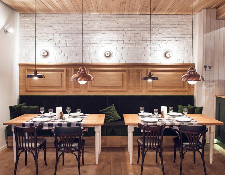 althaus restaurant by pb studio and filip kozarski in gdynia poland rh yellowtrace com au