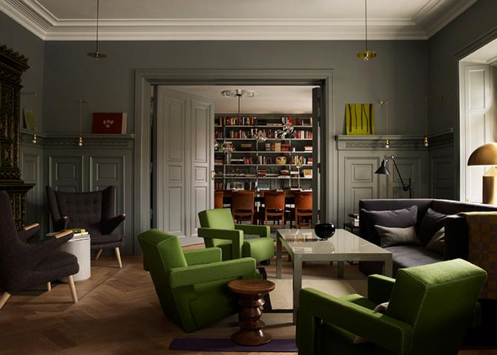 Ett Hem Hotel lounge room