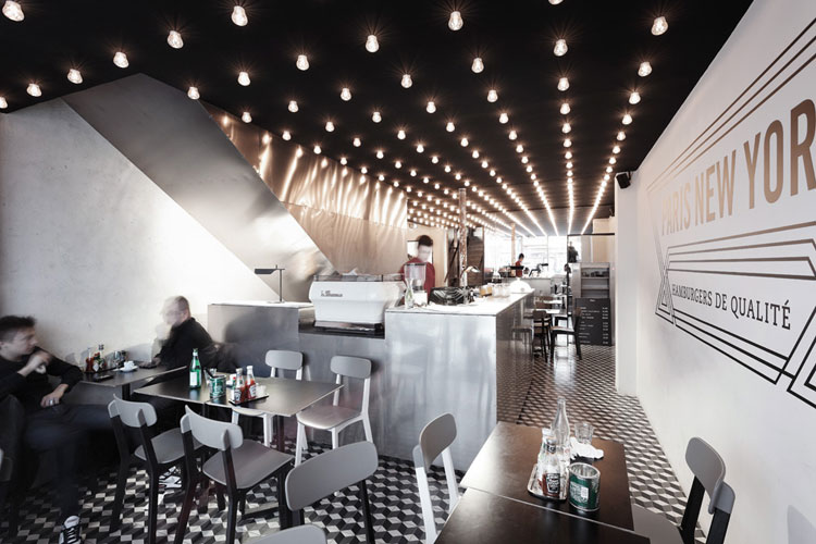 PNY restaurant design
